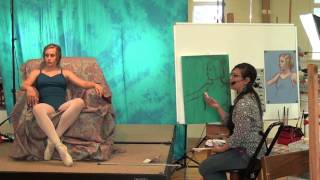 Rose Datoc Dall Figure Drawing and Oil Painting Workshop
