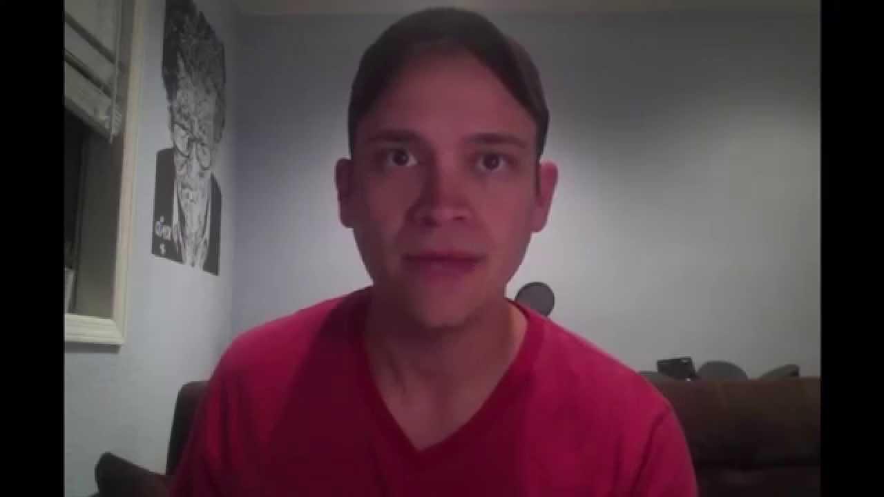 webcam interview andy peters s face webcam interview andy peters s face