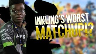 Inkling's worst matchup!?