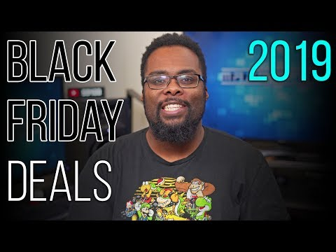 Black Friday 2019 Deals - The Best Black Friday Deals 2019