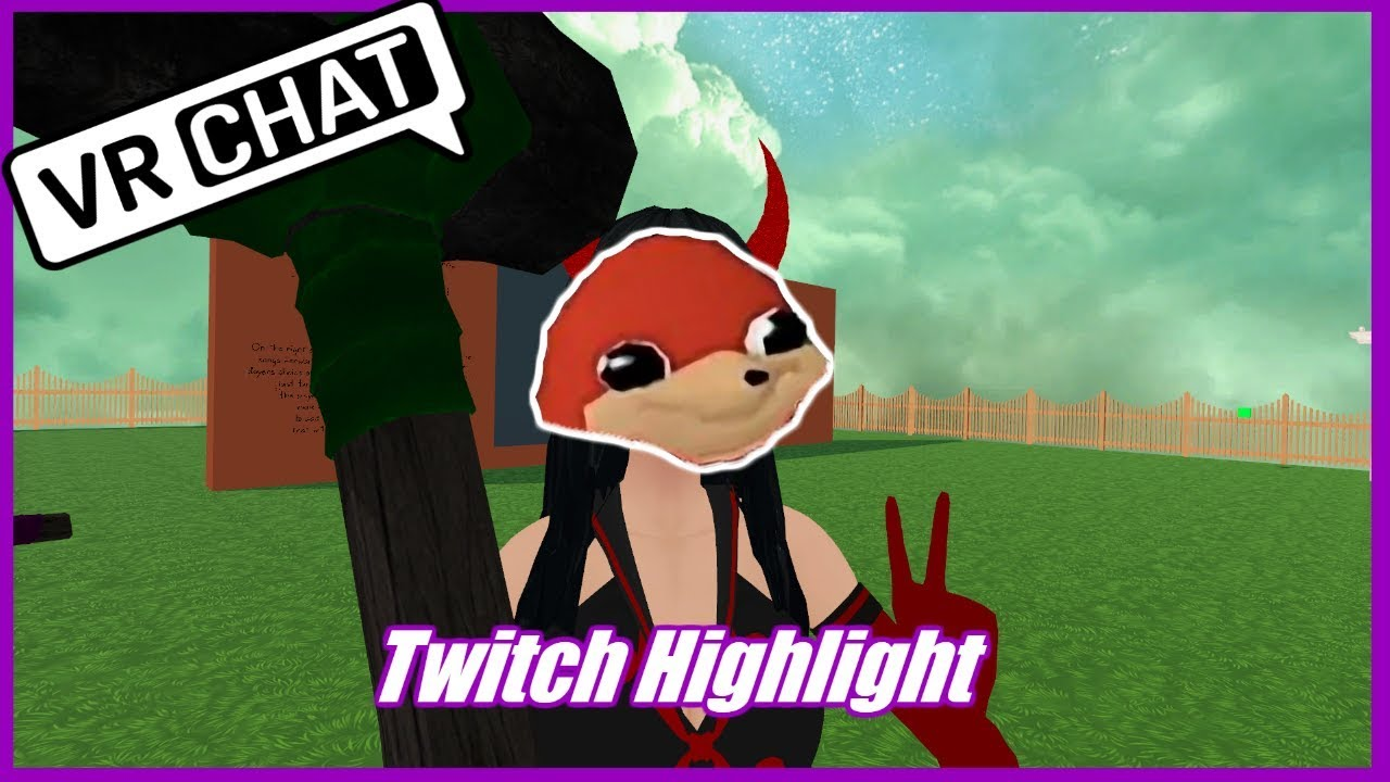 Da Wae of Dance! - VRChat Twitch Highlight - YouTube