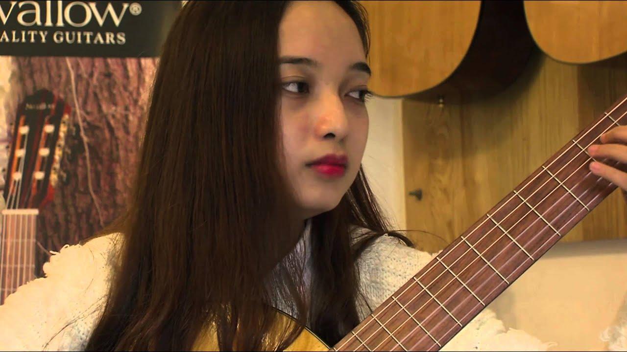 Song From A Secret Garden-guitar - YouTube