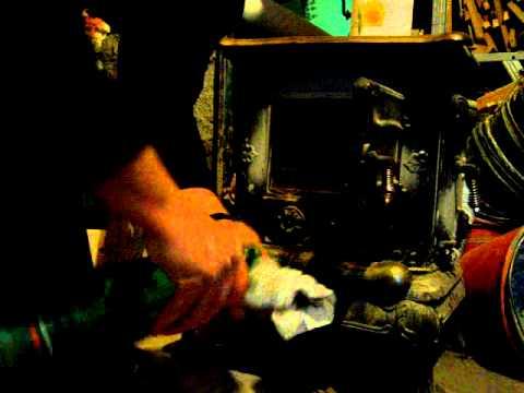Stufa a legna pulizia vetro a costo zero youtube - Pulizia stufa a legna ...