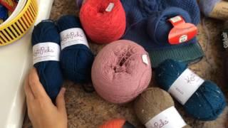 Вязание: покупки пряжи и отзыв о кашемире:)(, 2016-12-17T18:01:23.000Z)