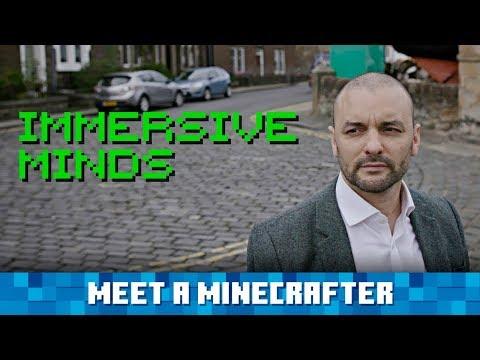 Meet a Minecrafter: Immersive Minds' Refugee Crisis Map