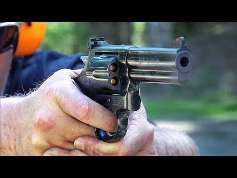 Smith & Wesson 586 Classic .357 Magnum Revolver