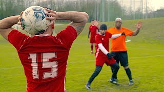 Download SUNDAY LEAGUE FOOTBALL STEREOTYPES! FT. IAN WRIGHT 😂⚽️ Mp3 and Videos