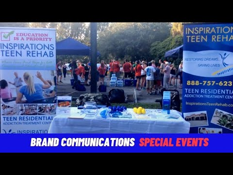 Brand Communications Special Events Division at BocaPal