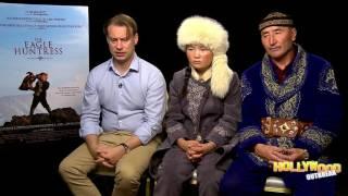 'The Eagle Huntress' Star Aisholpan Talks Bravery & Father's Influence