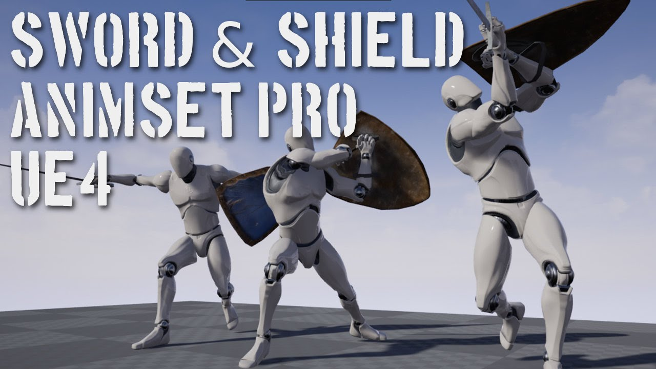 Sword and shield animset pro download