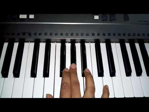 Saato Janam Mei Tere Sath Rahunga Yaar | Dilwale | Piano Notes