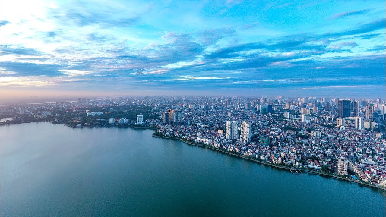 Hanoi from above | Flycam Hà Nội 2019