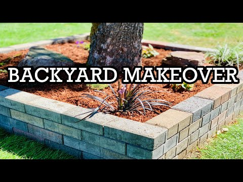 large-backyard-makeover-|-backyard-makeover-on-a-budget-|-home-improvement-diy-projects-on-a-budget