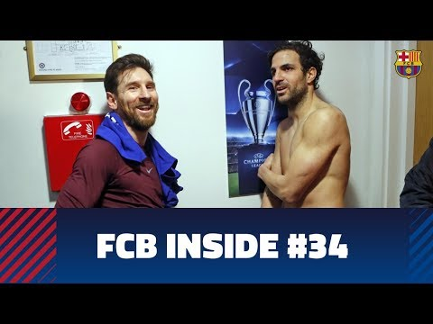 The week at FC Barcelona #34