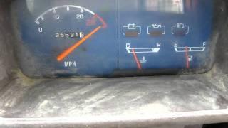 91 Daihatsu HiJet 0-whatever