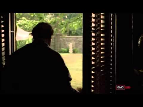 The Godfather - Deleted Scene - Going Out to the Garden (2012 AMC HD version)