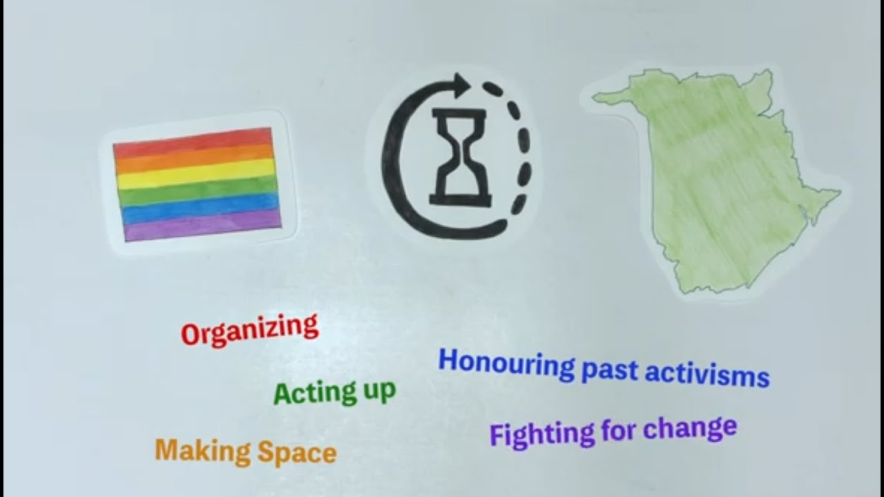 2LGBTQ+ Activism and Organizing in New Brunswick (Political Science 120)