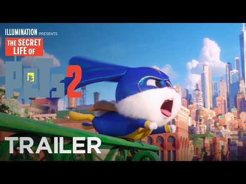 The Secret Life Of Pets 2 – The Snowball Trailer [HD]