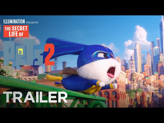 The Secret Life Of Pets 2 | The Snowball Trailer | Illumination