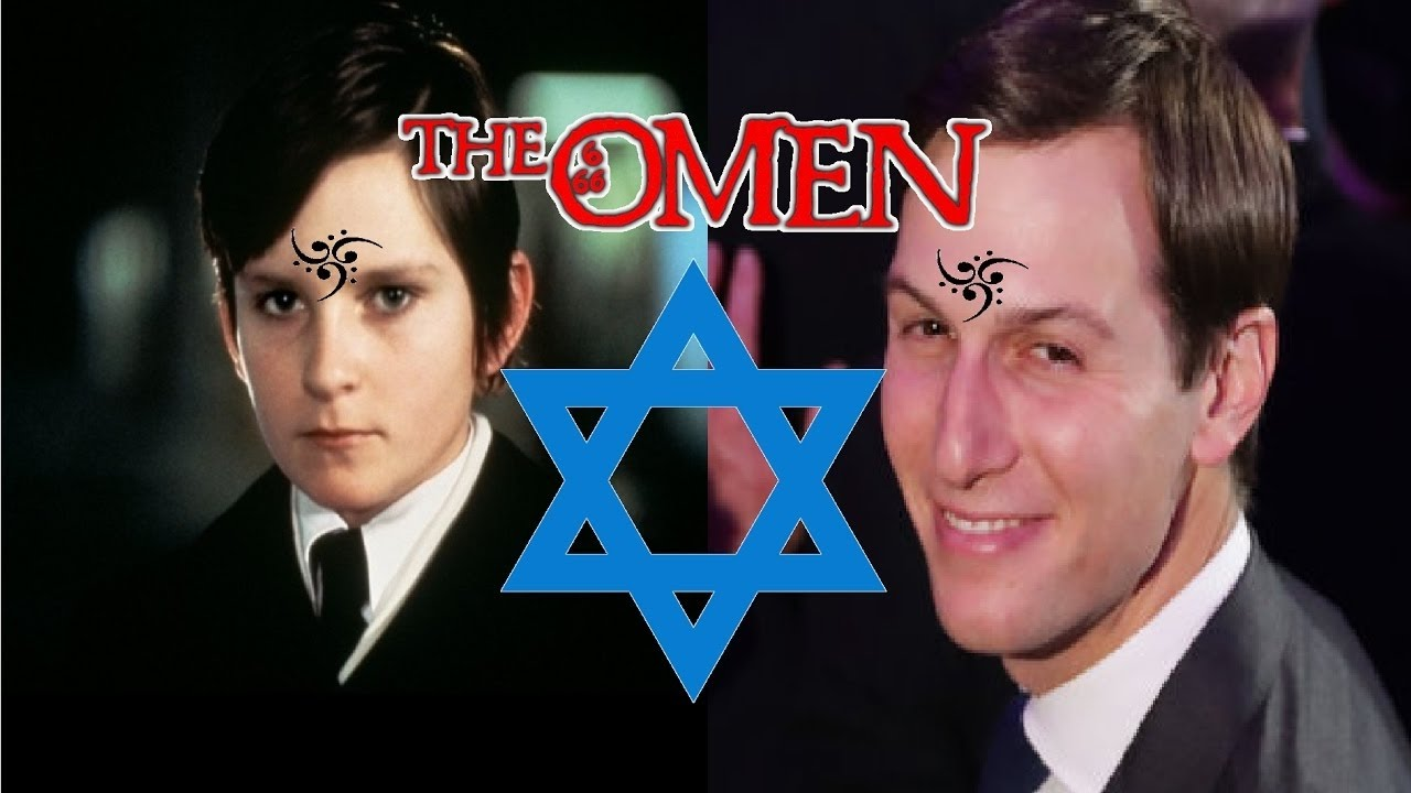 Image result for jared kushner Evil Jew