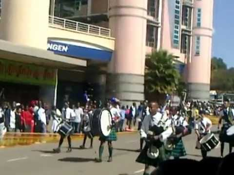 Harare International Carnival part1 2014