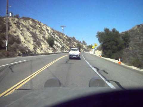 Trabuco canyon run home