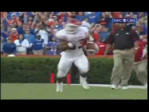 Dennis Johnson Beast Run vs. Florida (2009)