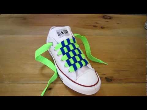 f9e482e44e39 10 Ways to Lace Up Your Shoes Creatively