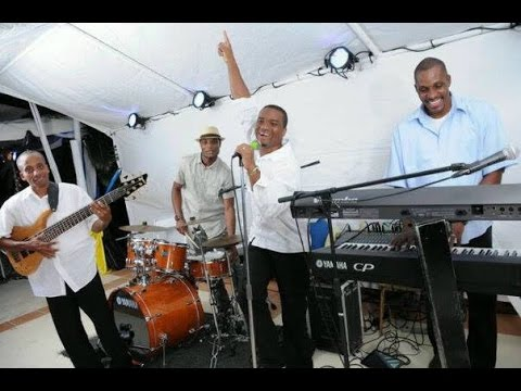 X-Tra Luv Band- St. Lucia -(Sweeter than wine 2015) Live.