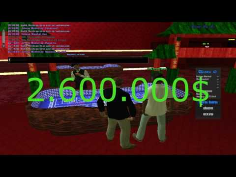 Сервер самп с казино казино вулкан игровые автоматы лягушки