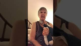 Thumb CMC surgery 12 hrs post op