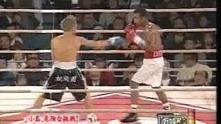 アレクサンデル・ムニョス vs 小島英次 第2戦(WBA世界スーパー・フライ級タイトルマッチ)