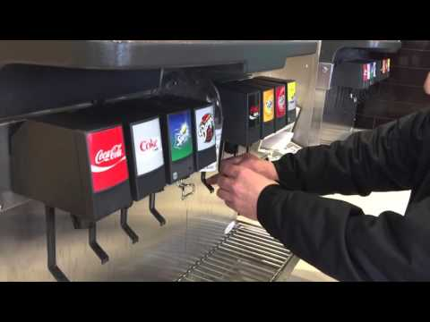 How to get a free coke at McDonald