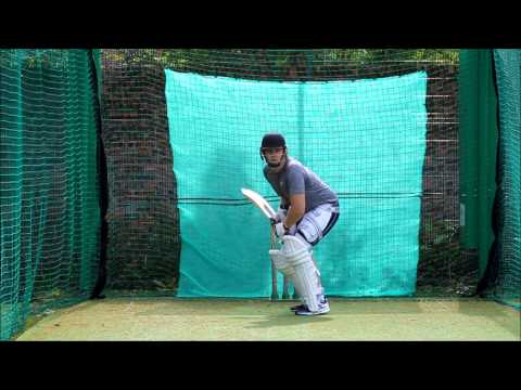Bowling Machine  Cricket Nets All Of Max Batting