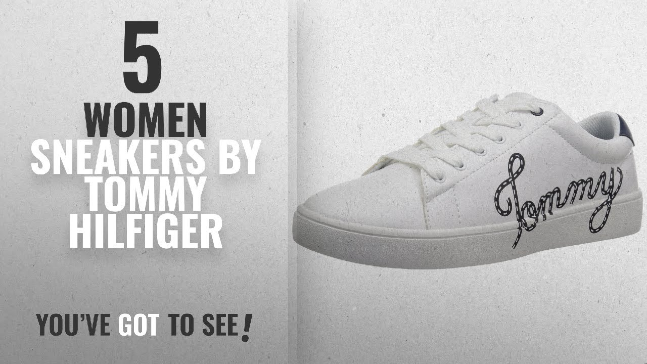 ed6d3de2cfe8 Featured Tommy Hilfiger Women Sneakers  2018   Tommy Hilfiger ...
