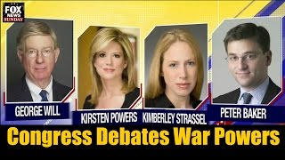 Defining a Strategy for the Fight against ISIS on Fox News Sunday Panel
