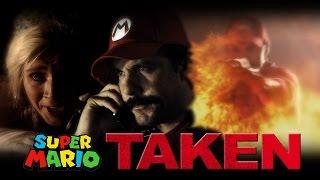 Video Super Mario Taken (Parody Trailer) download MP3, 3GP, MP4, WEBM, AVI, FLV Agustus 2018