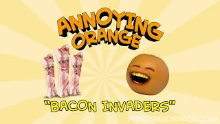 Надоедливый Апельсин   «Дерзкий бекон» 125 эпизод   Озвучка  NewStation