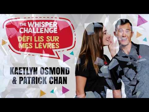 Whisper Challenge: Kaetlyn Osmond / Patrick Chan