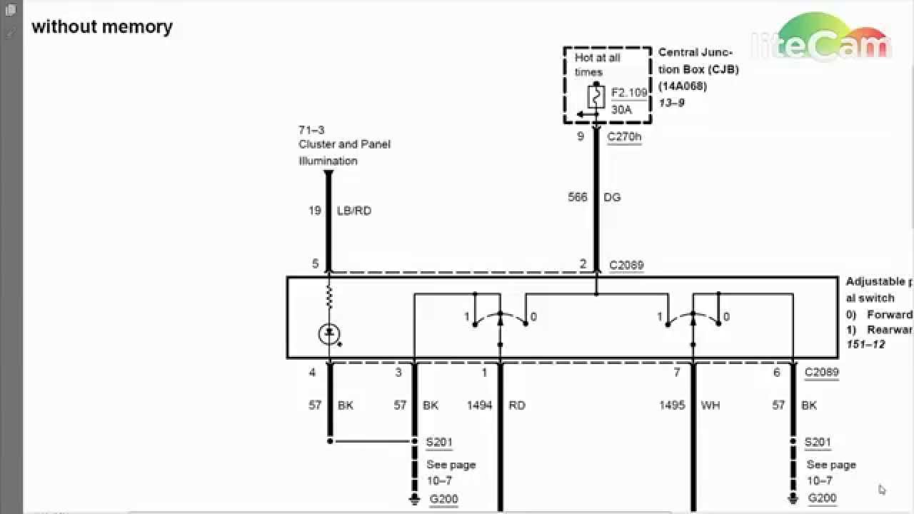 wiring diagram for 2005 ford expedition door wiring diagram for 2005 ford excursion