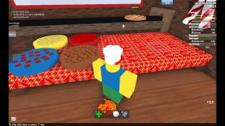 Roblox Work at a Pizza Place [Episode 4] Like Could I Get Mount Dew?