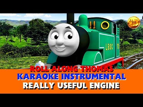 roll-along---'really-useful-engine'-instrumental---thomas-&-friends:-the-adventure-begins