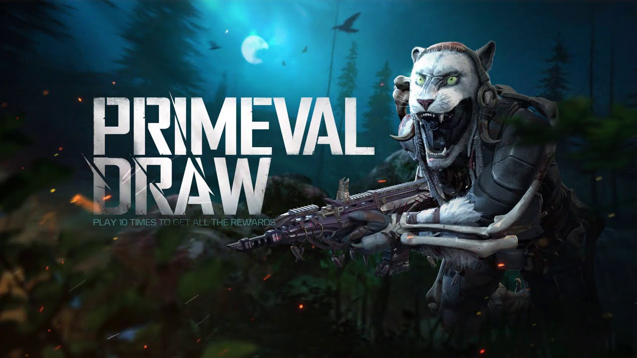 Call of Duty®: Mobile - Primeval Draw