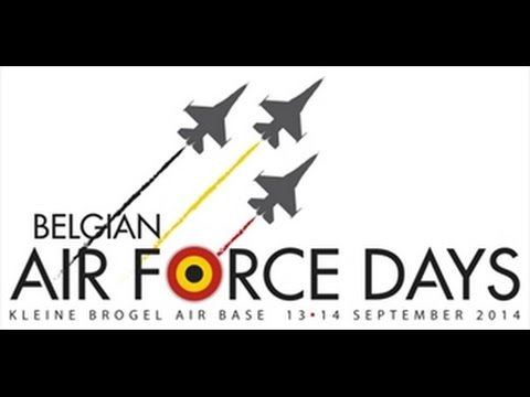 Belgian Air Force Days, Kleine-Brogel (2014)