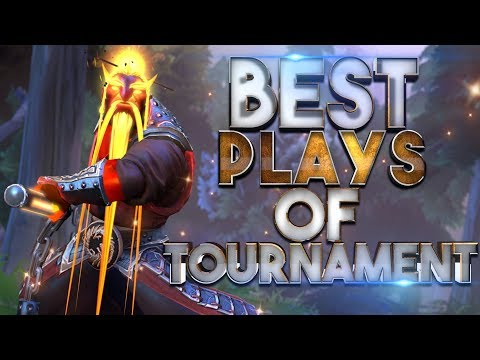 BEST PLAYS, BEST MOMENTS Of ESL Los Angeles 2020 - Dota 2