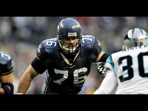 Former Seahawks Offensive Lineman Steve Hutchinson Among Semifinalists For Pro Football Hall of Fame