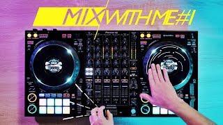 Mix With Me Tutorial Session #1 | Hip Hop & Twerk Mix