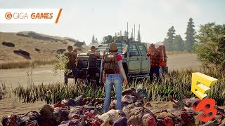 STATE OF DECAY 2 | E3 2017 | Erster Eindruck