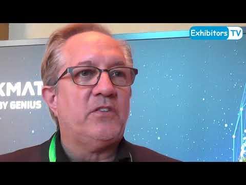 Eddie Schwartz of DARKMATTER speaks with ExhibitorsTV at RSA Conference 2017 Abu Dhabi