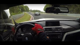 Nurburgring: BMW M4 first test at the Nordschleife